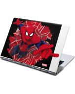 Spider-Man Lunges Yoga 910 2-in-1 14in Touch-Screen Skin
