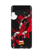 Spider-Man Swings Into Action Galaxy S10 Plus Pro Case