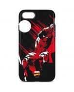 Spider-Man Swings Into Action iPhone 8 Pro Case