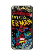Spider-Man Vintage Comic Google Pixel 3 XL Skin