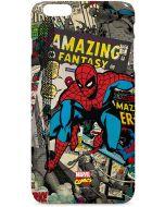 Spider-Man Vintage Comic iPhone 6/6s Plus Lite Case