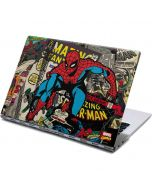 Spider-Man Vintage Comic Yoga 910 2-in-1 14in Touch-Screen Skin