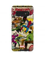Spider-Man vs Sinister Six Galaxy S10 Plus Pro Case