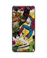 Spider-Man vs Sinister Six Google Pixel 3 XL Skin