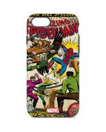 Spider-Man vs Sinister Six iPhone 8 Pro Case