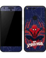 Spider-Man Web Google Pixel Skin