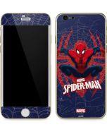 Spider-Man Web iPhone 6/6s Skin