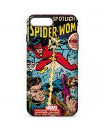 Spider-Woman Origins iPhone 7 Plus Pro Case