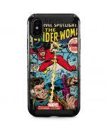 Spider-Woman Origins iPhone XS Max Cargo Case