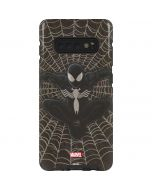 Spidey Black Galaxy S10 Plus Pro Case