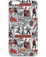 Spidey Comic Pattern iPhone 6/6s Plus Lite Case