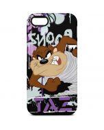 Splatter Paint Tasmanian Devil iPhone 5/5s/SE Pro Case