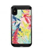 Spring Bird of Paradise iPhone XS Max Cargo Case