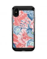 Spring Floral iPhone XS Max Cargo Case