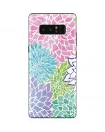 Spring Flowers Galaxy Note 8 Skin