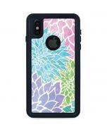 Spring Flowers iPhone X Waterproof Case