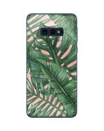 Spring Palm Leaves Galaxy S10e Skin