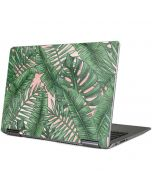 Spring Palm Leaves Yoga 710 14in Skin