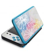 Spring Watercolors 2DS XL (2017) Skin