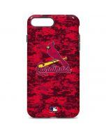 St Louis Cardinals Digi Camo iPhone 7 Plus Pro Case