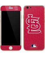 St Louis Cardinals Monotone iPhone 6/6s Skin