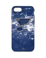 St. Louis Blues Frozen iPhone 8 Pro Case