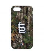 St. Louis Cardinals Realtree Xtra Green Camo iPhone 8 Pro Case