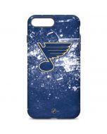 St. Louis Blues Frozen iPhone 7 Plus Pro Case
