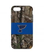 St. Louis Blues Realtree Xtra Camo iPhone 8 Pro Case