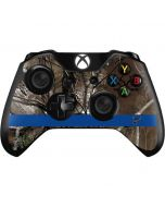 St. Louis Blues Realtree Xtra Camo Xbox One Controller Skin