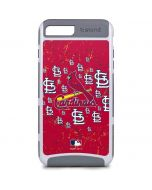 St. Louis Cardinals - Primary Logo Blast iPhone 8 Plus Cargo Case