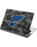 St. Louis Blues Camo Yoga 910 2-in-1 14in Touch-Screen Skin