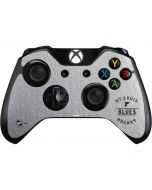 St. Louis Blues Black Text Xbox One Controller Skin