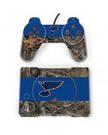 St. Louis Blues Realtree Xtra Camo PlayStation Classic Bundle Skin