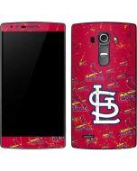 St. Louis Cardinals - Cap Logo Blast G4 Skin
