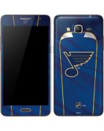 St. Louis Blues Home Jersey Galaxy Grand Prime Skin