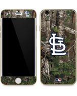 St. Louis Cardinals Realtree Xtra Green Camo iPhone 6/6s Skin