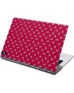 St. Louis Cardinals Full Count Yoga 910 2-in-1 14in Touch-Screen Skin