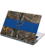St. Louis Blues Realtree Xtra Camo Yoga 910 2-in-1 14in Touch-Screen Skin