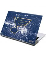St. Louis Blues Frozen Yoga 910 2-in-1 14in Touch-Screen Skin