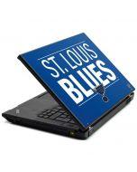 St. Louis Blues Lineup Lenovo T420 Skin