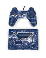 St. Louis Blues Frozen PlayStation Classic Bundle Skin