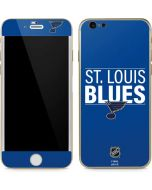 St. Louis Blues Lineup iPhone 6/6s Skin