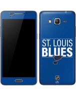 St. Louis Blues Lineup Galaxy Grand Prime Skin