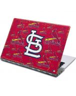 St. Louis Cardinals - Cap Logo Blast Yoga 910 2-in-1 14in Touch-Screen Skin