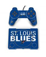 St. Louis Blues Lineup PlayStation Classic Bundle Skin