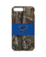 St. Louis Blues Realtree Xtra Camo iPhone 7 Plus Pro Case