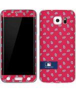 St. Louis Cardinals Full Count Galaxy S6 Edge Skin