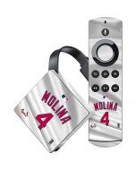 St. Louis Cardinals Molina #4 Amazon Fire TV Skin