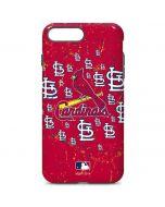 St. Louis Cardinals - Primary Logo Blast iPhone 7 Plus Pro Case